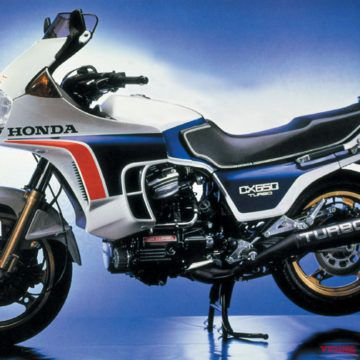 HONDA CX650 Turbo [1983]