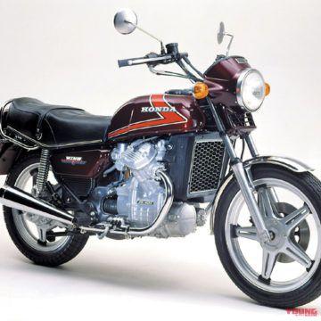 HONDA WING GL400/500 [1978/1977]