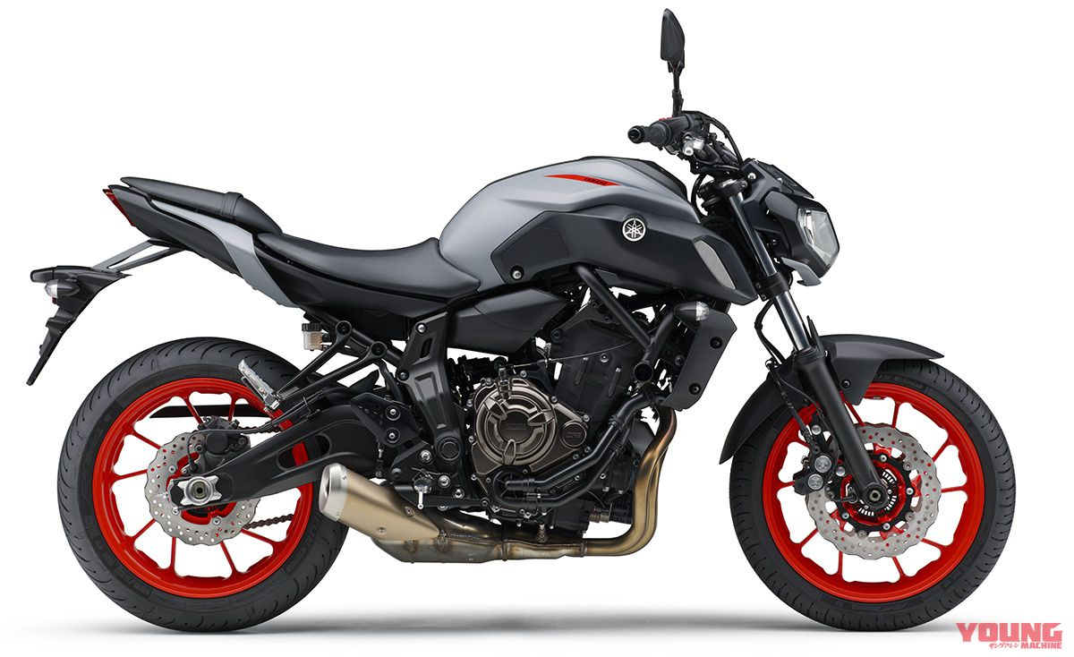 YAMAHA MT-07 ABS [2019]
