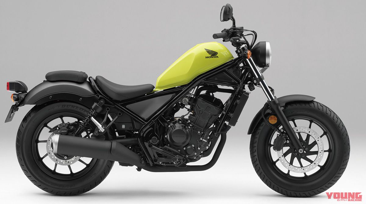 HONDA REBEL 250 [2018]