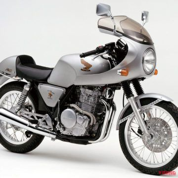 HONDA GB400TT MK II [1985]