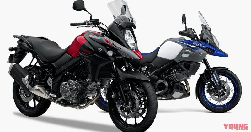 SUZUKI V-STROM 650/1000XT ABS [2019]
