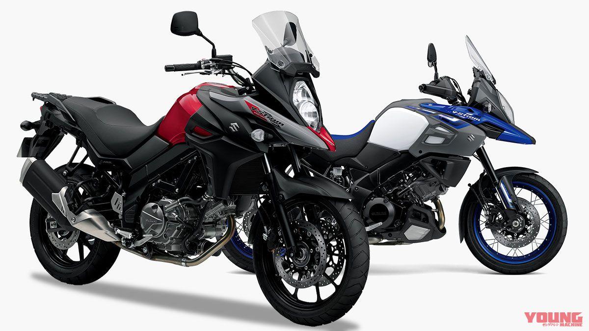 SUZUKI V-STROM 650/1000 ABS [2019]