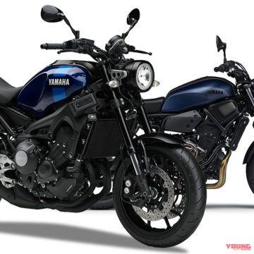 YAMAHA XSR900 ABS/XSR700 ABS [2019]