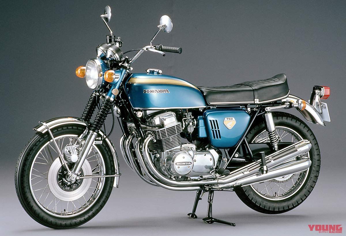 HONDA DREAM CB750 FOUR [1969]
