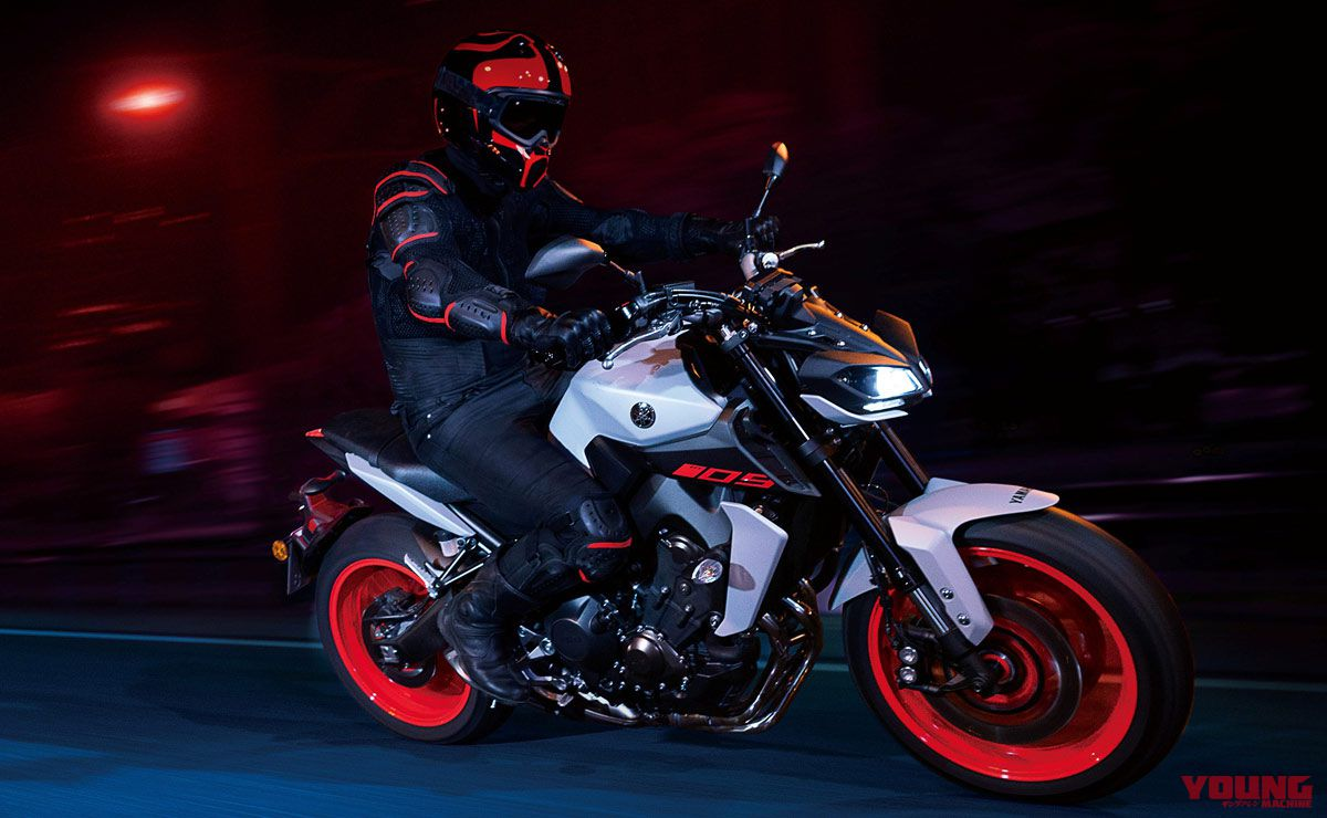 YAMAHA MT-09 ABS [2019]