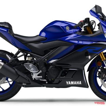 YAMAHA YZF-R25 ABS [2019]