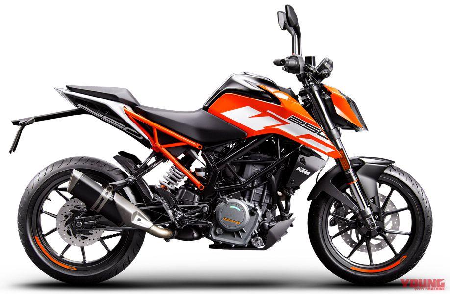 KTM 250 DUKE [2019]