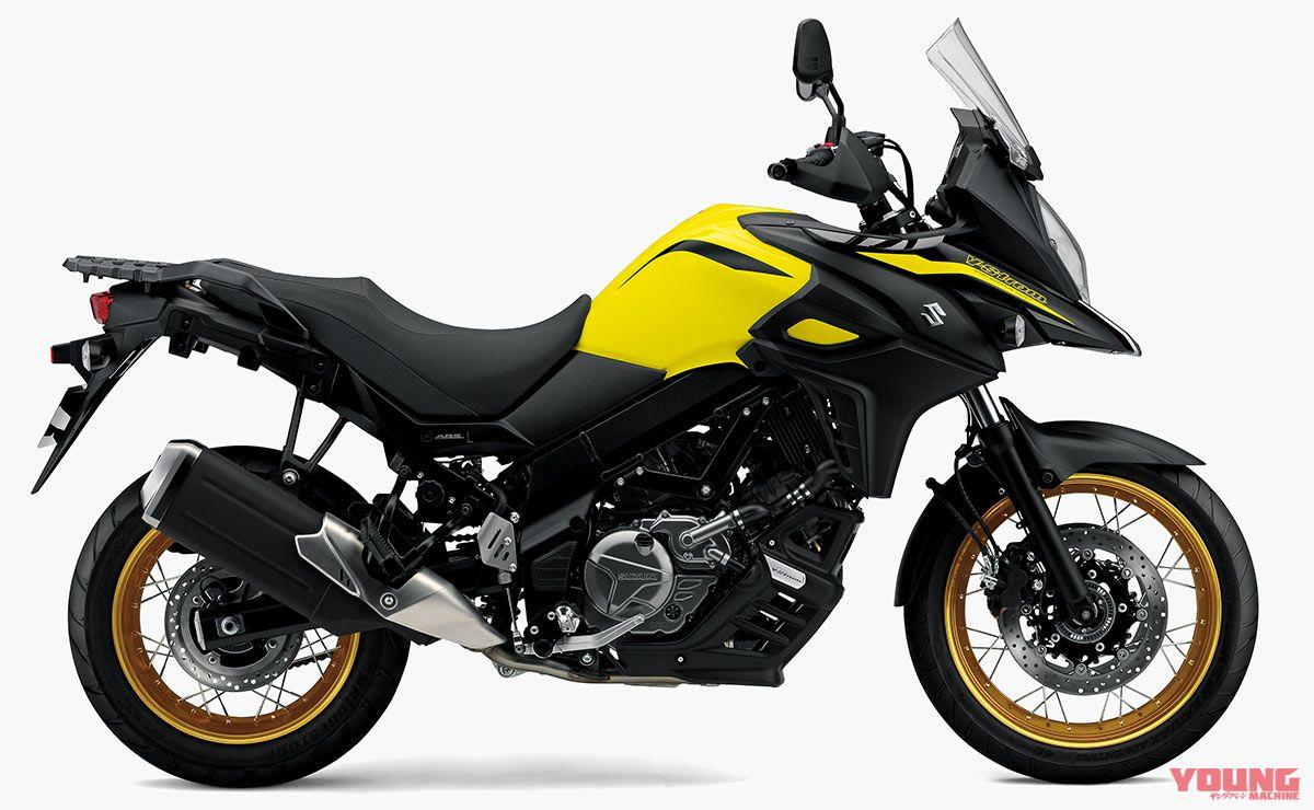 SUZUKI V-STROM 650XT ABS [2019]